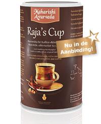 Raja's cup poeder