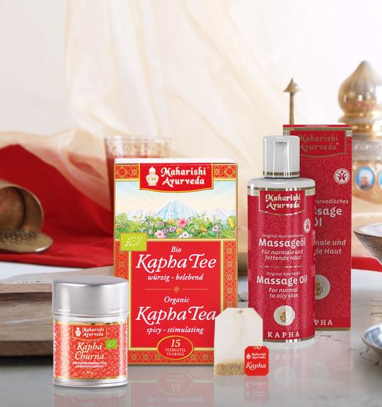 Kapha-Produkte