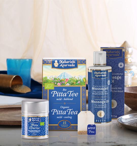 Pitta-Produkte
