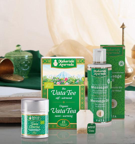 Vata-Produkte