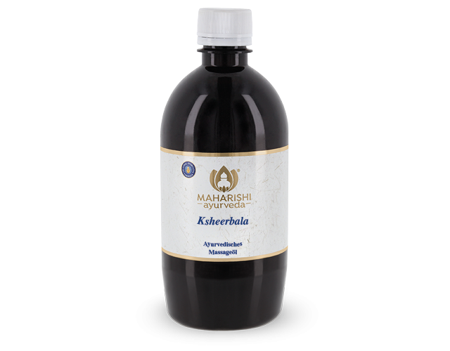 Ksheerbala - Ayurvedisches Massageöl