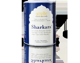 Sharkara, ayurvedischer Kandis, gemahlen