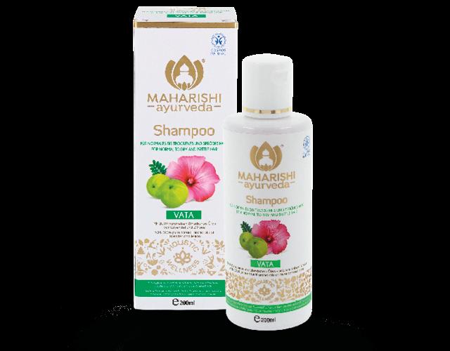 Vata Shampoo, kNk