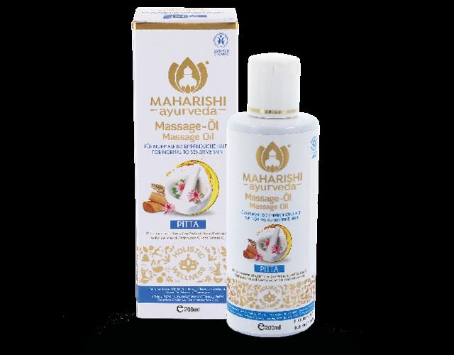 Pitta Massage Öl