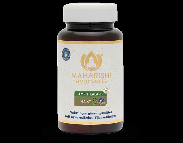 Amrit Kalash - MA 4 T Kräutertabletten, zuckerfrei