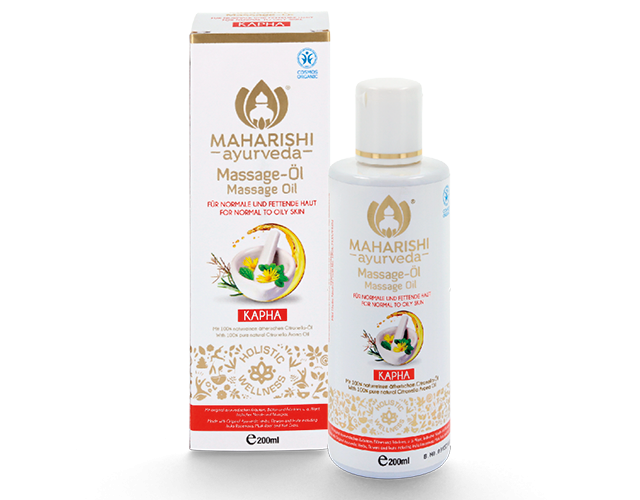 Kapha Massage Öl