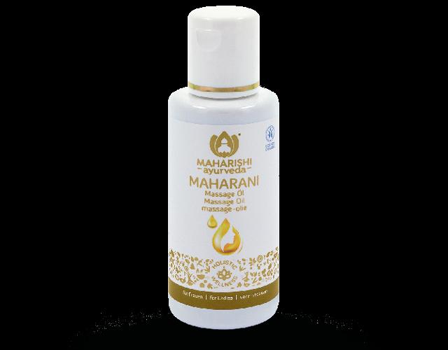 Maharani Massageöl - Für Frauen, kNk