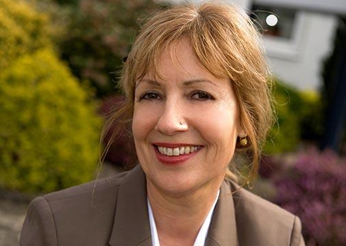 Gudrun Buchzik, stellv. Geschäftsführerin