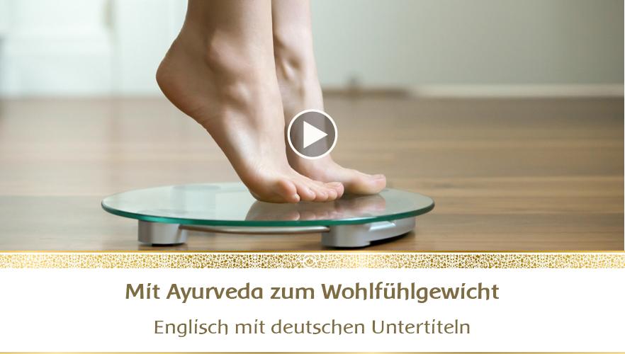YouTube Webinar: Mit Ayurveda zum Wohlfühlgewicht