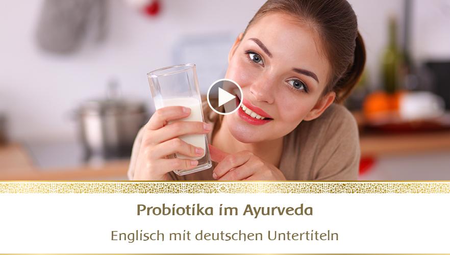 YouTube Webinar: Probiotika im Ayurveda