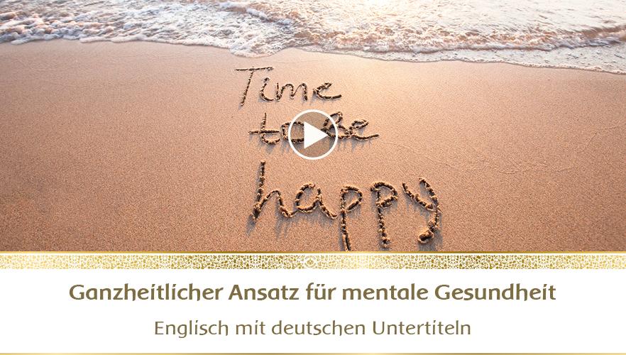YouTube Webinar: Ein ganzheitlicher Ansatz für mentale Gesundheit – auf der Grundlage des Maharishi Ayurveda