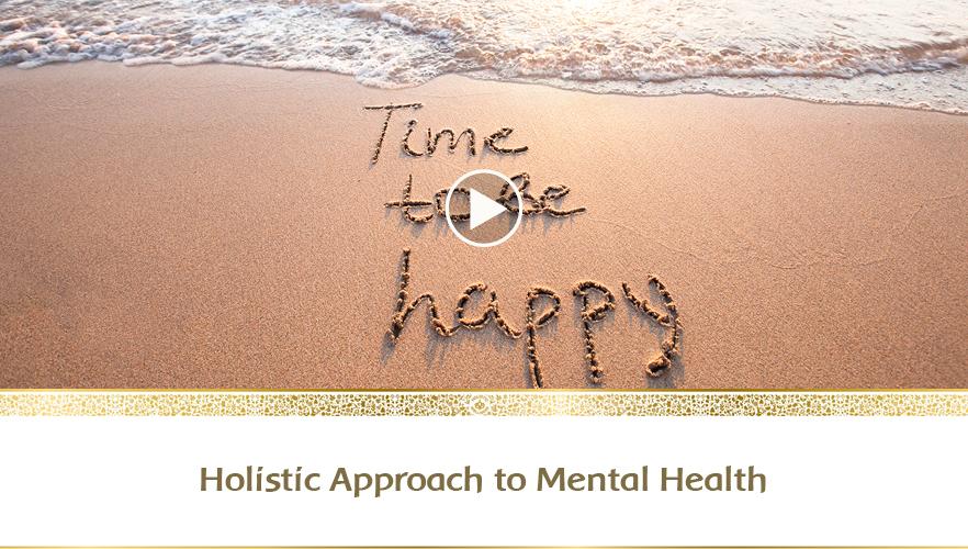 YouTube Webinar: A holistic approach to mental health - based on principles of Maharishi Ayurveda