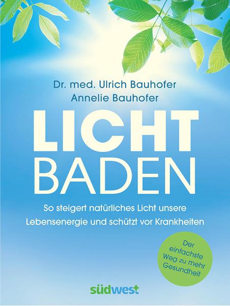 """Buch """"Lichtbaden"""""""