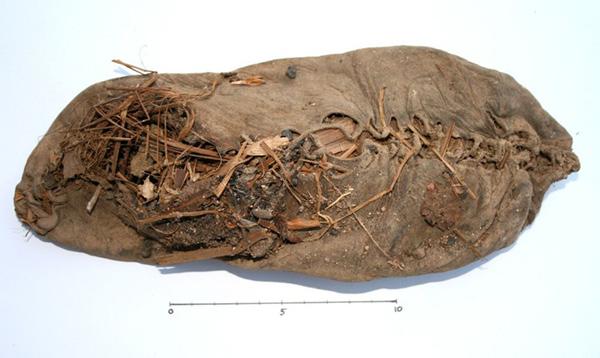 Armenischer Schuh