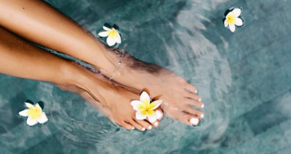 Gesunde Füße - gesunder Körper
