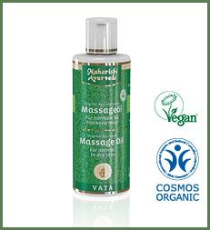Vata Massage Öl