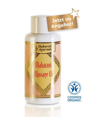 Maharani - Massage Öl für Frauen