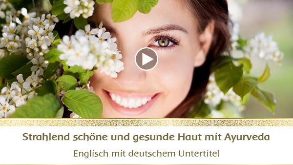 YouTube Webinar Schöne Haut