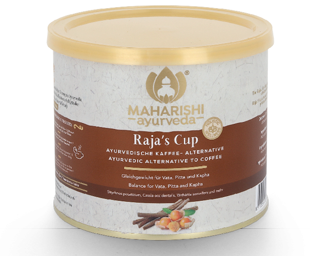 Raja's Cup Pulver